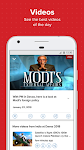 screenshot of Latest English News & Free Live TV by India Today