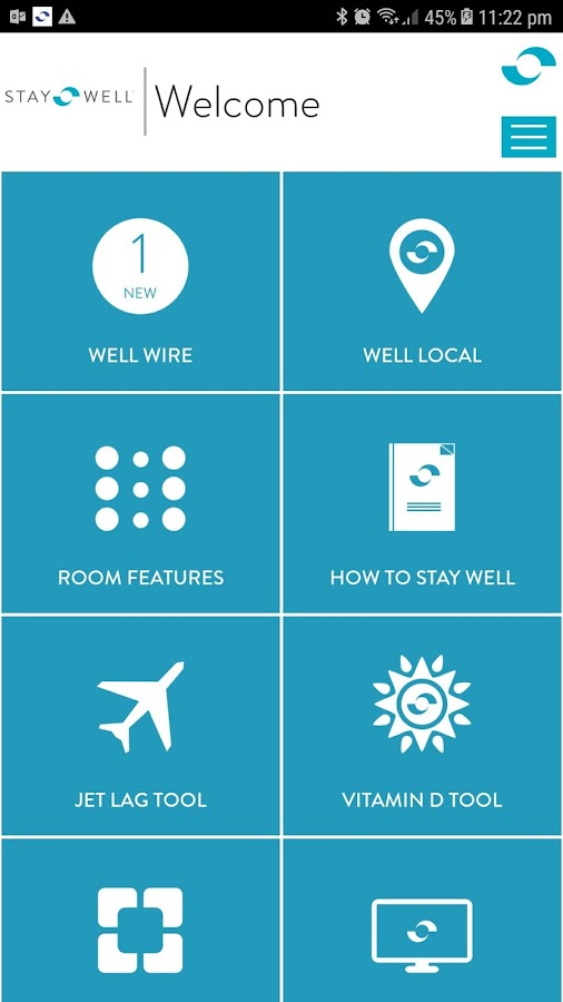 Stay Well MGM App- screenshot