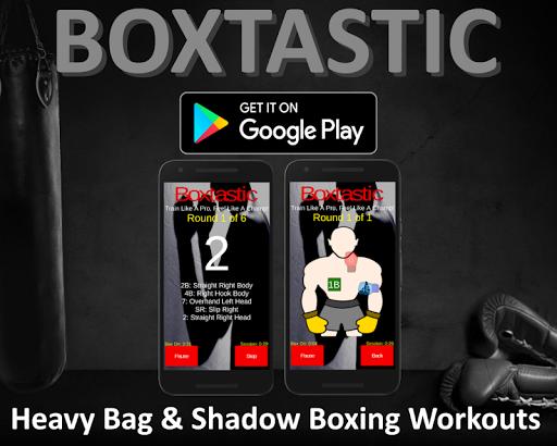Boxtastic: Boxing Training Workouts (HIIT Coach) 5.02 screenshots 7