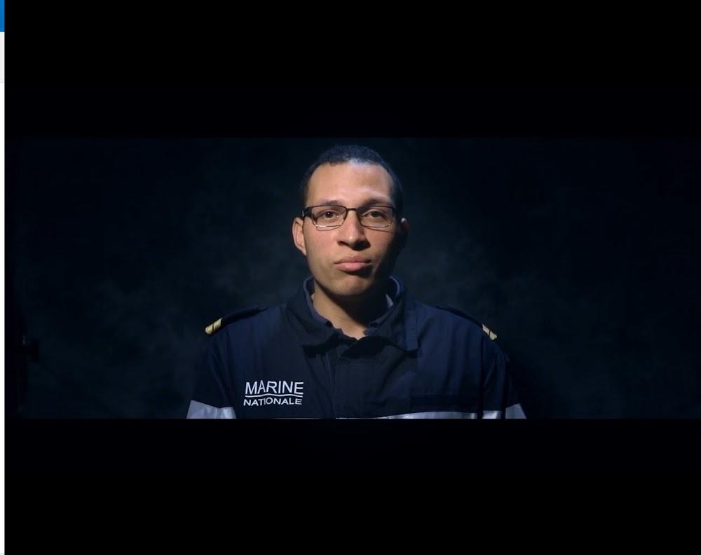 Grégory, technicien de maintenance navale - mécanique