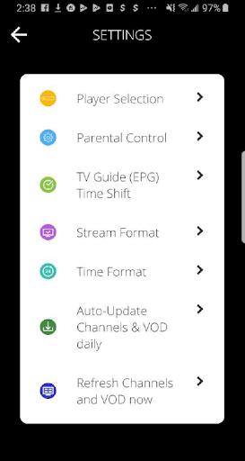 My Tv App 1 screenshots 3
