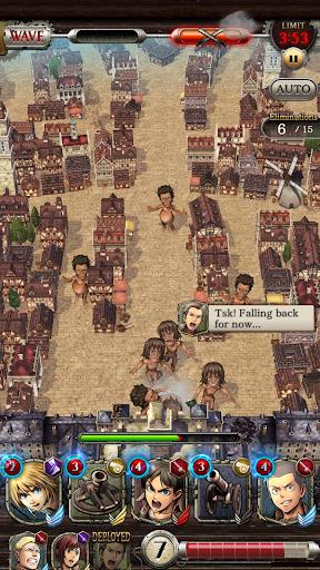 Attack on Titan TACTICS  Wallpaper 8