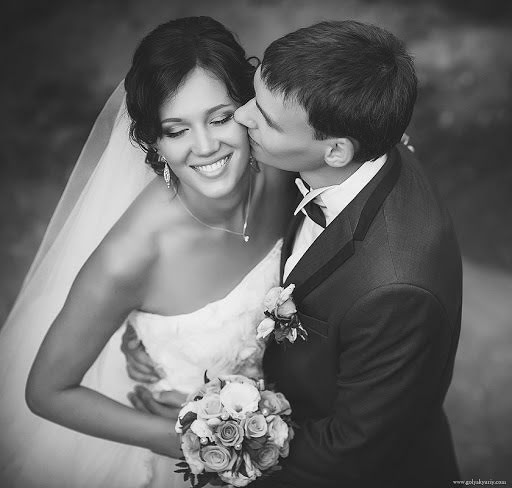 Wedding photographer Yuriy Golyak (golyak). Photo of 04.12.2012