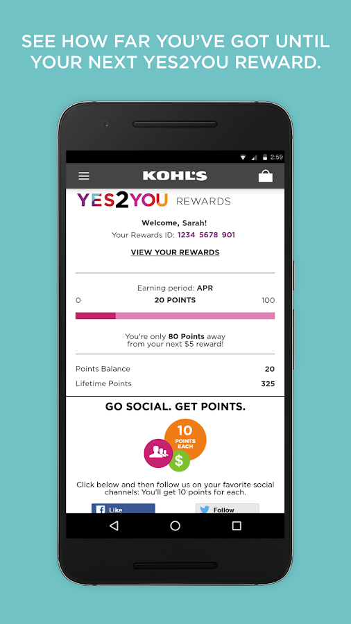 The Kohl's App is designed with you in mind. Shop qozoq-sex.ml and in-store better than ever. We know keeping track of everything is easier when it's all in one place.