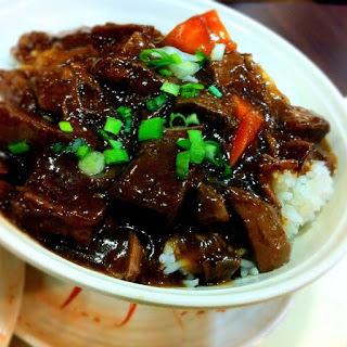 Chowking-Style Braised Beef