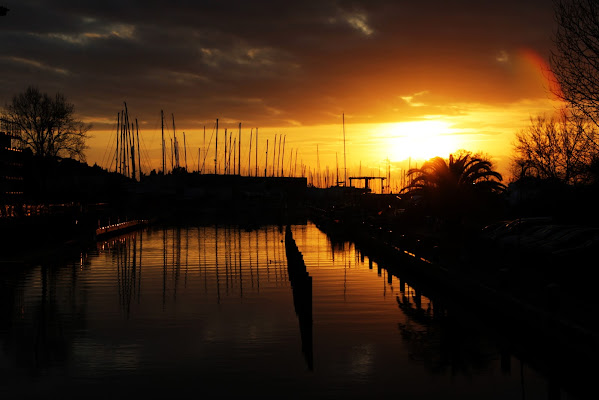 Ombre del tramonto di PhotoBySaraPesucci