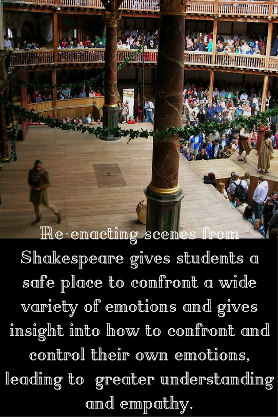 Article on why we should study Shakespeare