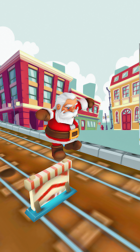 Santa Claus Gold Run for Christmas Gifts Apk Download Free for PC, smart TV