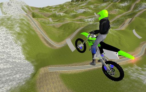 Downhill Offroad Simulator