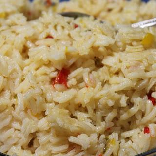 25 Minute Confetti Rice