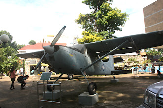 Photo: Day 26 - Plane at the War Remnants Museum