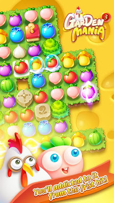 full Garden Mania 3 – Merry Xmas v1.1.5 Apk – Android Games download
