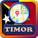 Timor Maps and Direction icon