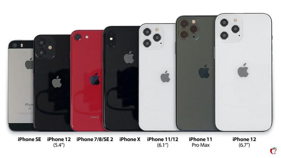 Những dòng iPhone mới sẽ có giá cầm cao hơn