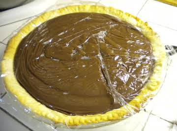 My Family Cocoa Cream Pie