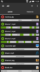 Advanced Download Manager Pro 5.1.2 build 51251 Cracked Apk 1