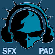 Sound Effects Pad -Alien Space