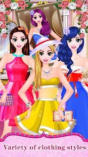 Star Princess Makeover - Dressup Girl Game - náhled