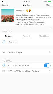 Preview - Plan your Instagram