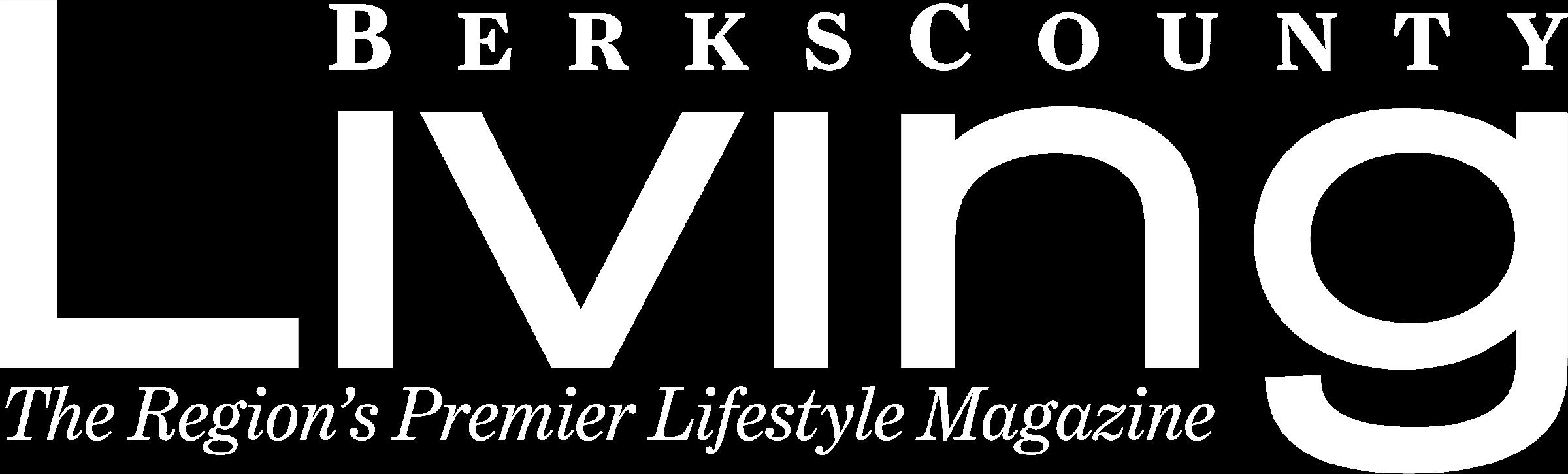 berks county living logo