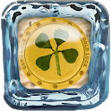 Four-leaf clover & Lucky Symbol icon