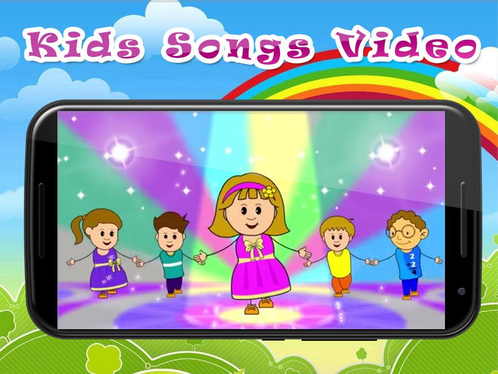 kids songs video offline free screenshot - Download Free Kids Cartoon