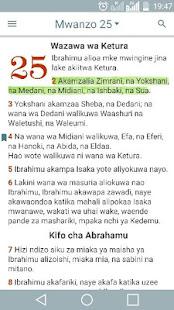 Biblia Takatifu Swahili Bible Kiswahili On Windows Pc Download Free 5 7 0 Tepteev Ihar Biblia Takatifu Aourlcubzsmvvvve