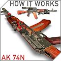 How it works: AK-74N icon