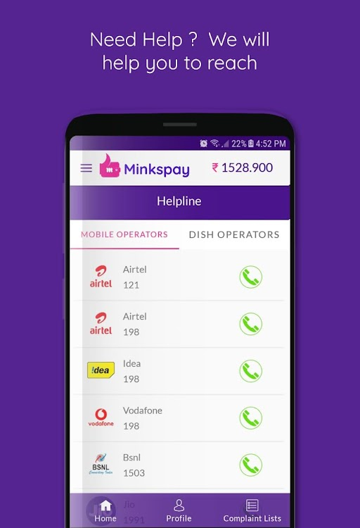 Minkspay - B2B Recharge and Money Transfer App – (Android Apps) — AppAgg