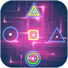 Magic Geometry-match 3 game icon