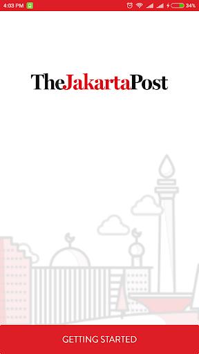 The Jakarta Post 1.0.5 screenshots 1