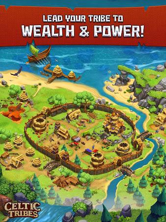 Celtic Tribes - Building MMOG 5.1.0 screenshot 205715