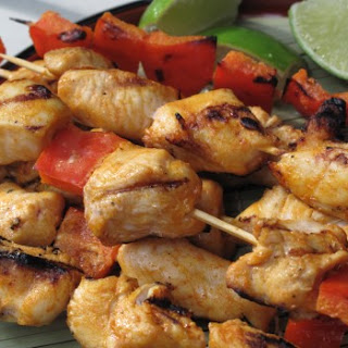 Chicken Kabobs