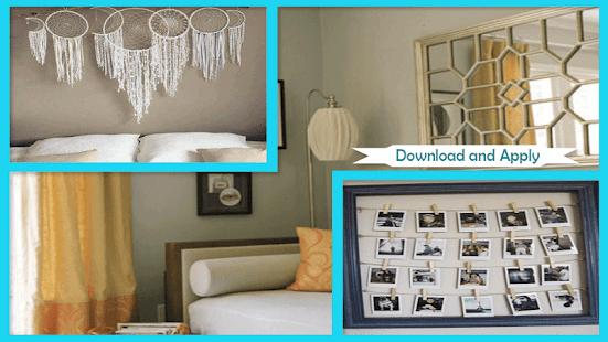 Cool DIY Peaceful Bedroom Ideas - náhled