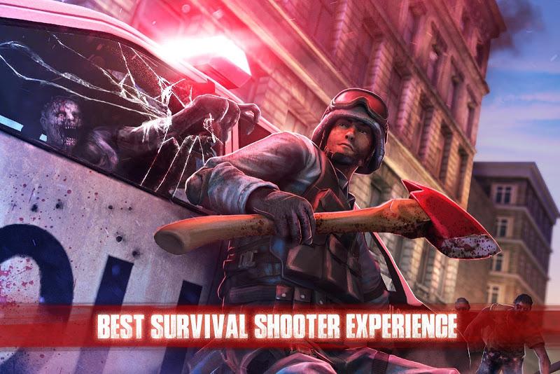 Zombie Frontier 3: Sniper FPS Screenshot 1