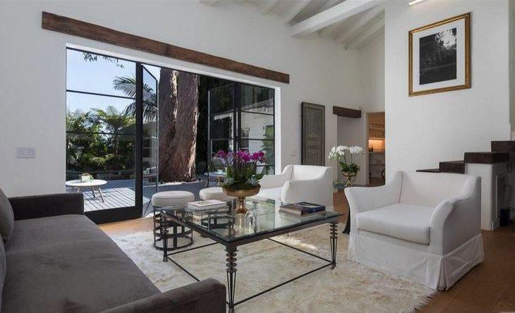 Aimee Osborne's house flip in Hollywood Hills