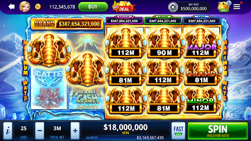 DoubleU Casino - Free Slots screenshots 1