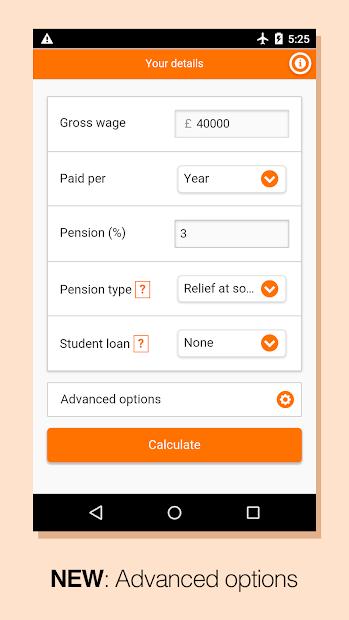 SalaryBot Salary Calculator