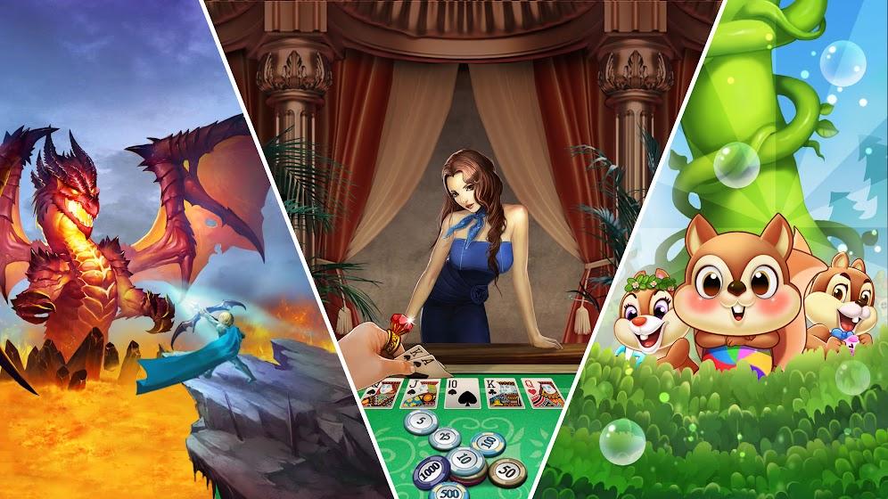 Droidhen Poker