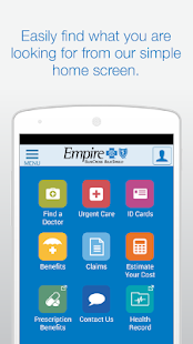 Empire BlueCross BlueShield- screenshot thumbnail