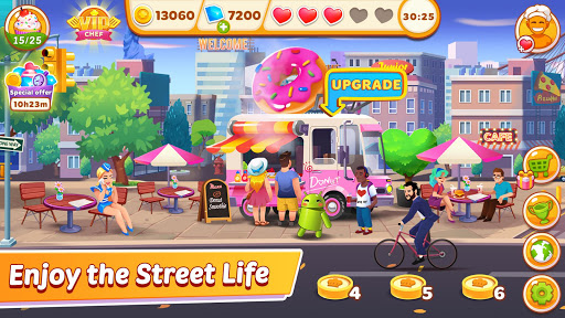 Crazy Cooking - Restaurant Fever Cooking Games 1.1.60 screenshots 2