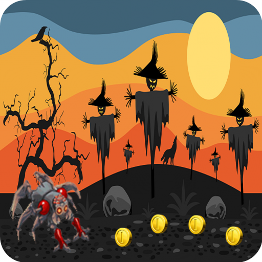 Spider Zombie Run To Adventure