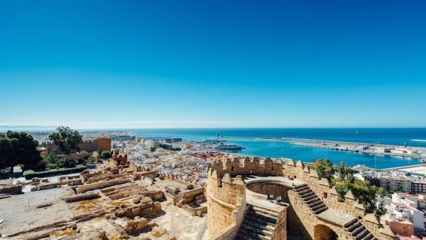 Vistas desde la Alcazaba