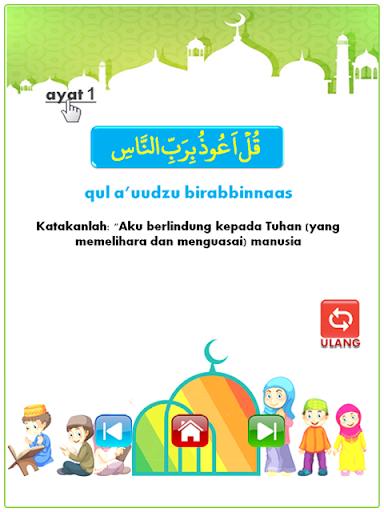 Edukasi Anak Muslim 7.0.1 screenshots 5