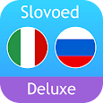 Italian <> Russian Dictionary Slovoed Deluxe