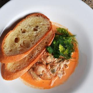 Thomas Downing-Inspired NYC Oyster Pan Roast