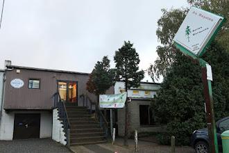 Photo: Pour l'asbl Montoise au complexe sportif rue des Beyoles (= bouleaux)