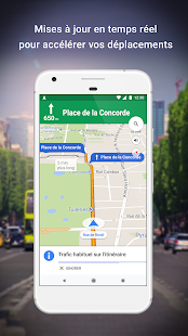 Maps - Navigation et transports en commun Capture d'écran