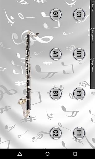 Virtual Bass Clarinet