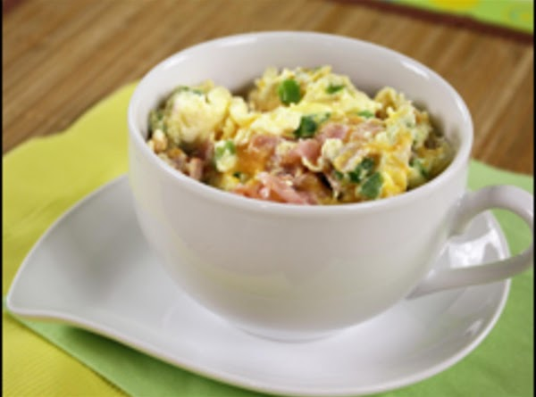 Denver Omelette In A Mug Recipe